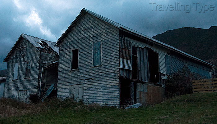 Ghost Towns of Tasmania - Gormanston • Travelling Type