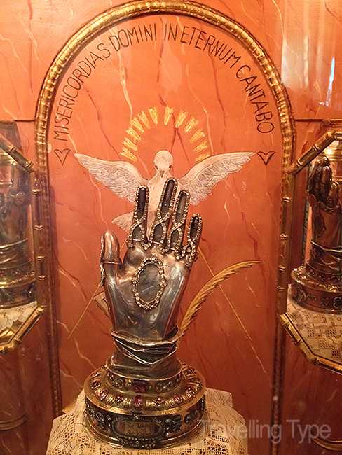 Saint Teresa Of Avila And The Secret Bakery Travelling Type